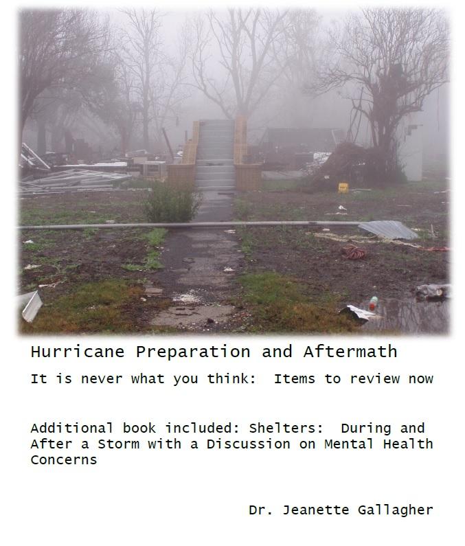 Hurricane Preparation Book
