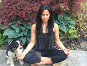 Sindy Warren, author of Radi8; Using the Practice to Cultivate Your Inner Shine